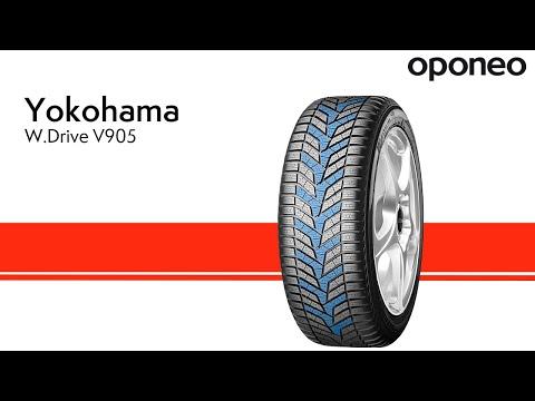 Test zimske pnevmatike Yokohama W.Drive V905