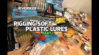 Rigging small soft plastics part 1 - (video 211)