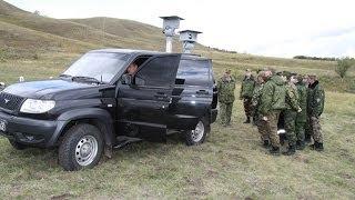 """Военная тайна - Патрульный комплекс """"Патриот-Окапи"""""""