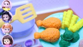 ของเล่นทำอาหาร ชุดเครื่องครัวทำอาหารแป้งโดว์ Play Doh Cooking Play Set Makin Foods Playdoh - dooclip.me