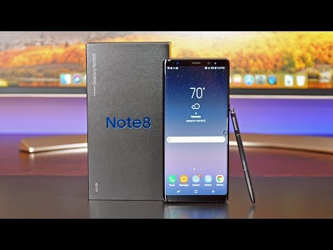Samsung Galaxy Note8 Price in the Philippines and Specs
