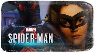 КОСТЮМ ЧЕРНОЙ КОШКИ + ПРОШЕЛ ВСЕ САЙД КВЕСТЫ НА 100% ● SPIDER-MAN #17