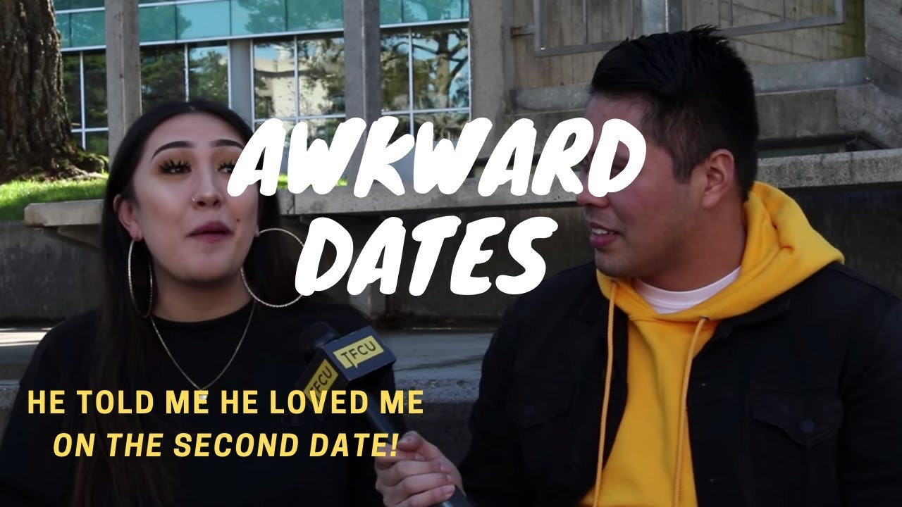 Awkward Dates & Sweet Things | TFCU Asks Valentines Day