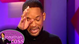 Will Smith's Level Of Desperation To Win Puts Everyone To Shame | Friday Night With Jonathan Ross
