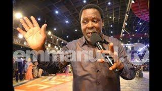 SCOAN 22/07/18: Powerful Mass Prayer, Prophecy & Deliverance with TB Joshua   Live Sunday Service