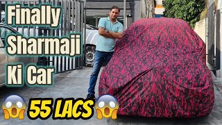 Finally Sharmaji Ki Car 🚗😱🙈🤷🏻‍♂️ - Download this Video in MP3, M4A, WEBM, MP4, 3GP