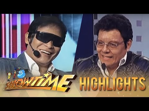It's Showtime Kalokalike Face 3: FPJ Kalokalike meets Willy Nepomuceno as FPJ