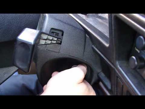 Der Umfang des Benzins auf dem BMW 5