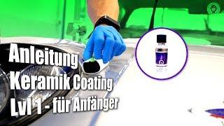 Anleitung: Keramikversiegelung für Anfänger | Nanolex SiShield | AUTOLACKAFFEN | Anleitung DIY