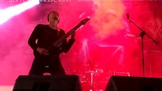 DEVOURED - Dreaming in Red ( dismember tribute) LIVE 2017