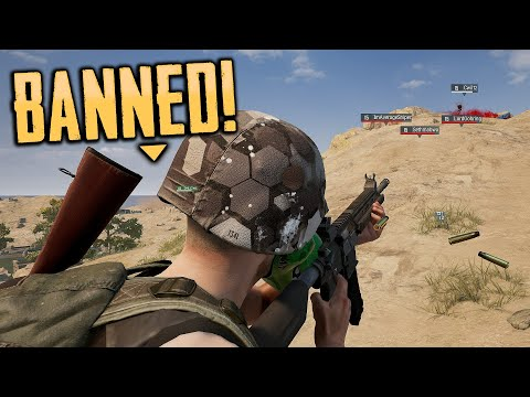 PUBG Aimbotter Banned LIVE On Stream (Playerunknown's Battlegrounds)