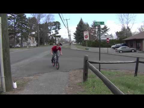 Andre Postell and Austin Carmel: Agawam Skate Park in Mass
