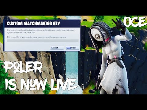 🔴OCE Custom Matchmaking SCRIMS  Winners Recieve A Shoutout!  Fortnite Live  
