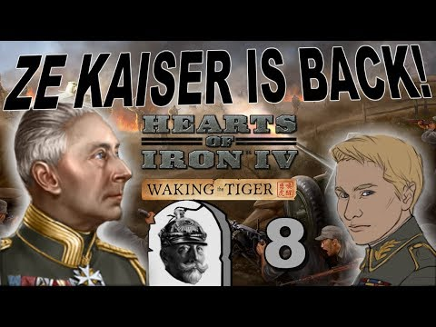 Waking the Tiger Pre-release - Ze Kaiser Returns! - Playing