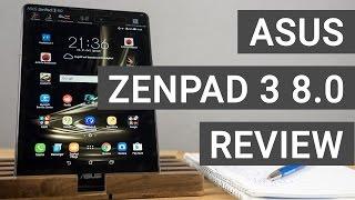 ASUS ZenPad 3 8.0 Review - The Best LTE Tablet?