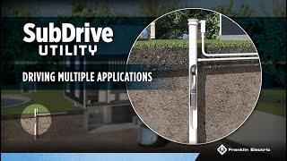SubDrive Utility for Multiple Applications