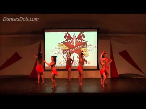 Mambo Shines Ladies Porto Alegre Salsa Congress