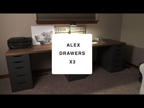 IKEA Double Desk Hack