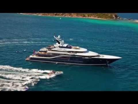 Million $ Superyacht STRANDED, Top 5 Superyachts At FLIBS, New Concept From Echo Yacht & much more