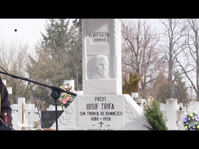 Adunare comemorare părintele Iosif Trifa, Dumbrava Sibiului, 10 februarie 2018