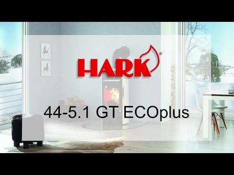 Kaminofen Hark 44-5.1 GT ECOplus