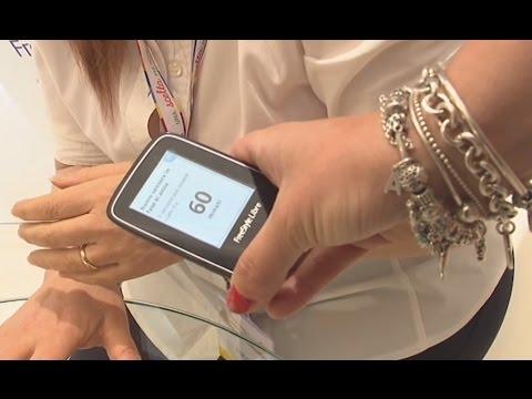 Diabete, misurare la glicemia senza punture con Freestyle Libre (23.05.17)