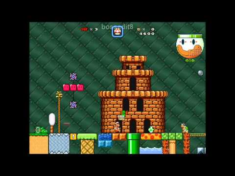 What Not to Make in Super Mario Bros  X (SMBX) | Youtube Search RU