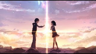 【AMV】 Eddy Kim [에디킴] - When Night Falls Nightcore 【Kimi No Na Wa】