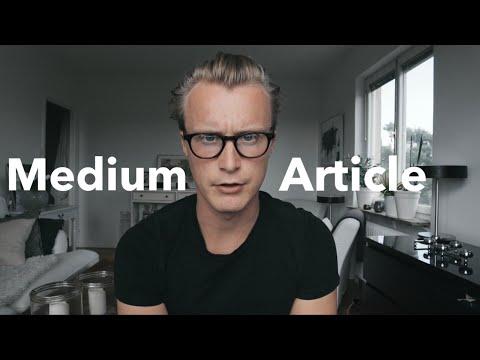 Using GPT-3 to write Medium Articles