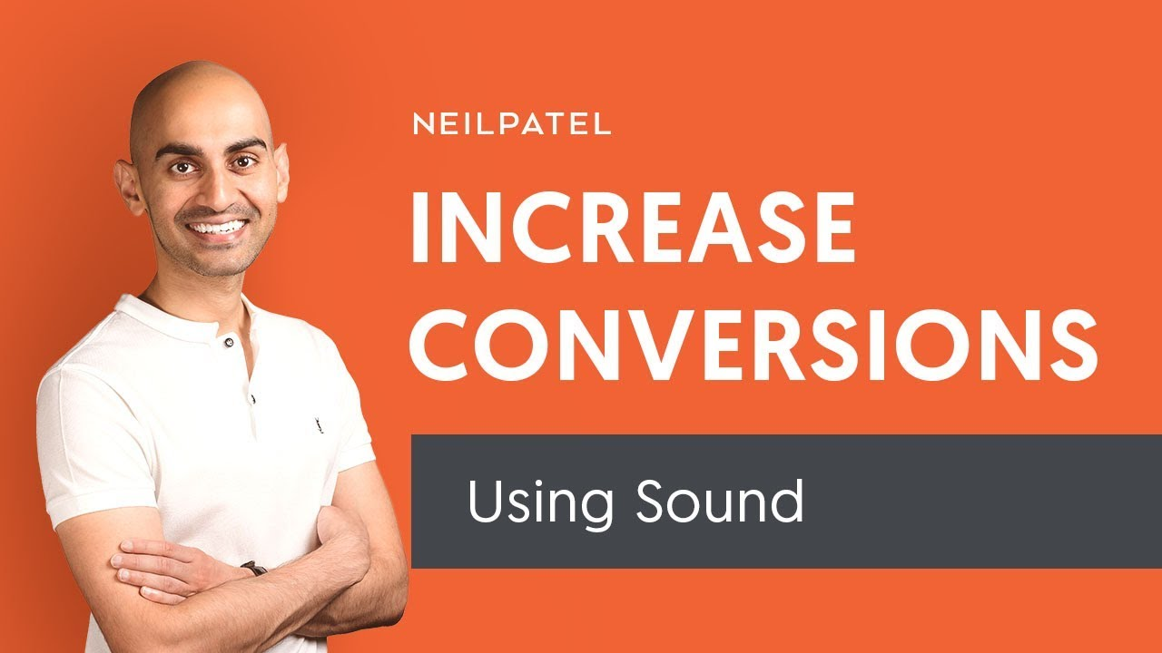 How to Use Sound to Increase Conversions