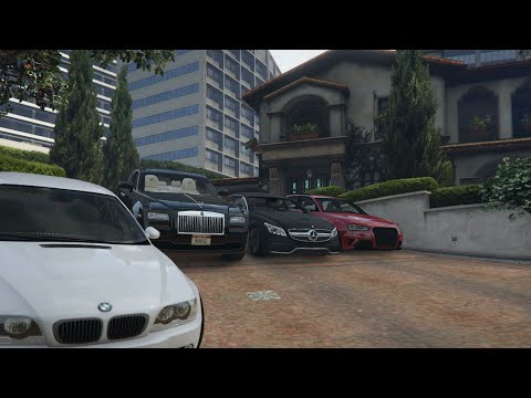 GTA 5 Real Car Mods - Another Collection
