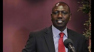 DP Ruto was more careful when quoting the Bible, this time around! [ He paraphrased]