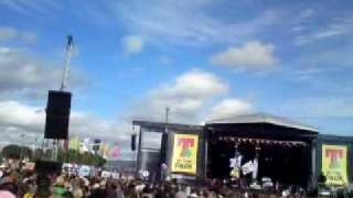 T in the Park 2010 Dizzee Rascal - Chillin' Wiv Da Man Dem