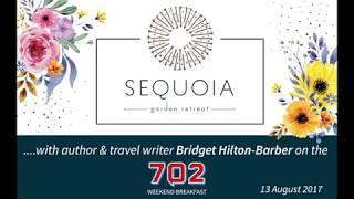 Sequoia on 702FM Talk Radio
