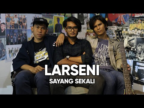 Larseni [Lepaq Akustik @ Dalam Kotak Hitam]