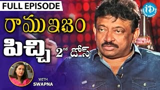 RGV About Mental  పిచ్చి  Full Episode  Ramuism 2nd Dose  Ramuism  Telugu