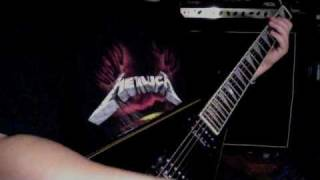 Anthrax Only (guitar cover)