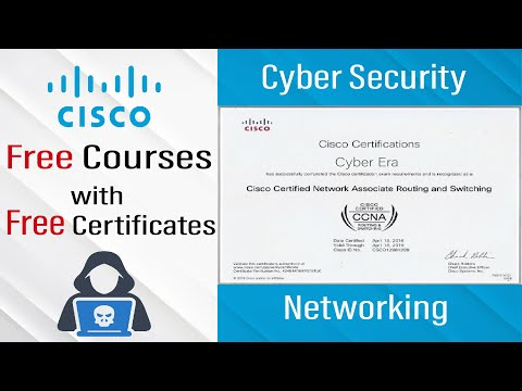 Free Cisco Certifications Courses   100% Discount in Networking Courses   #CiscoNetworkingAcademy