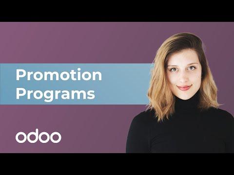 Promotion Programs | Odoo eCommerce
