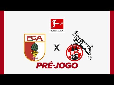 BUNDESLIGA AO VIVO! Confira o pré-jogo de Augsburg x Colônia
