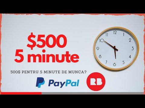 Câștiguri pe Internet 1000 pe lună
