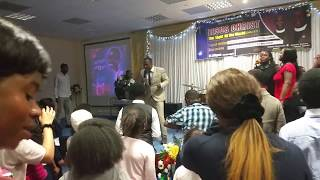 Mega Praise at Milton Keynes District COPUK - Elder Daniel Akakpo