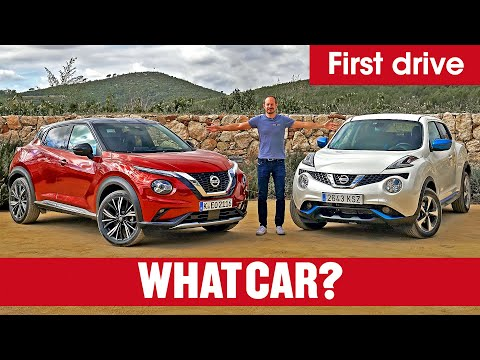 2020 Nissan Juke SUV review –why it's SO much better than the original | What Car?