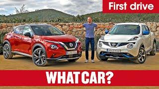 Nissan Juke (F16) 2019 - dabar