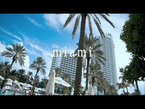 Miami Cinematic Travel Film | 72 Hour Vacation In Miami