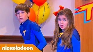 Грозная семейка | Встреча с поклонниками 😬 | Nickelodeon Россия
