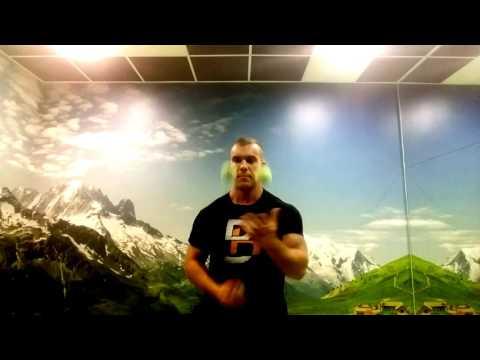 Ćwiczenia na wzmocnienie mięśni szyi wideo