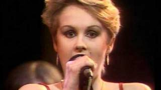 Don't You Want Me   The Human League 1982 German Television Cologne  RARE