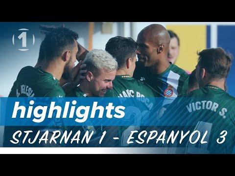 Resum Stjarnan 1 - Espanyol 3 (TV3)