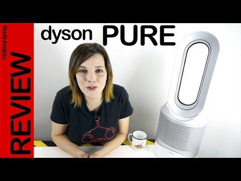 Dyson Pure Hot+Cool link -adiós malos HUMOS-